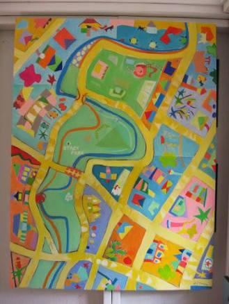 Neighborhood Painting Commission I
