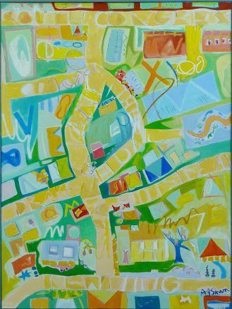 Neighborhood Painting II