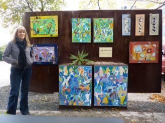 AJ Simon Austin Artist